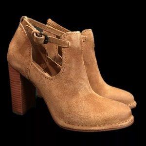 Frye Margaret Shootie high-heeled ankle bootie